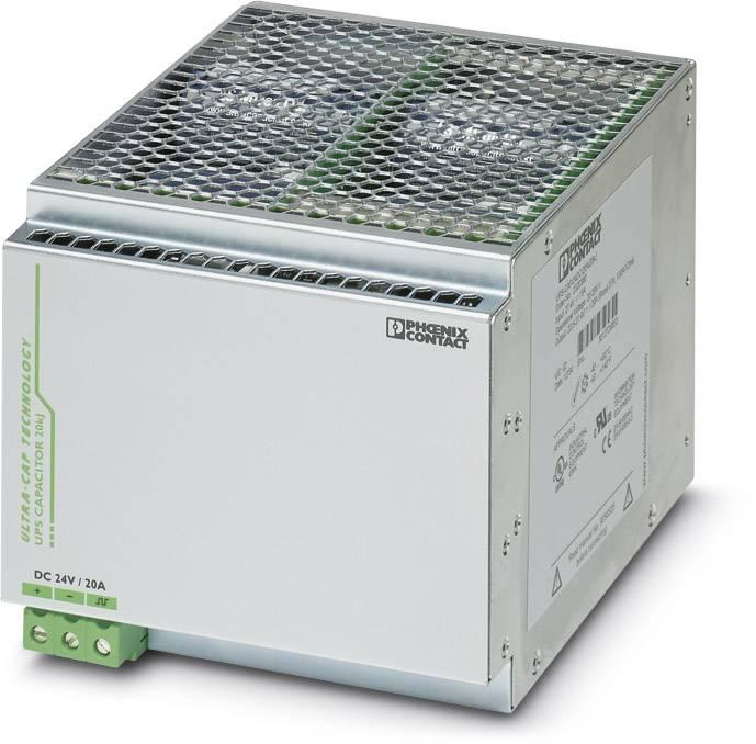 Energilagring Phoenix Contact UPS-CAP/24DC/20A/20KJ