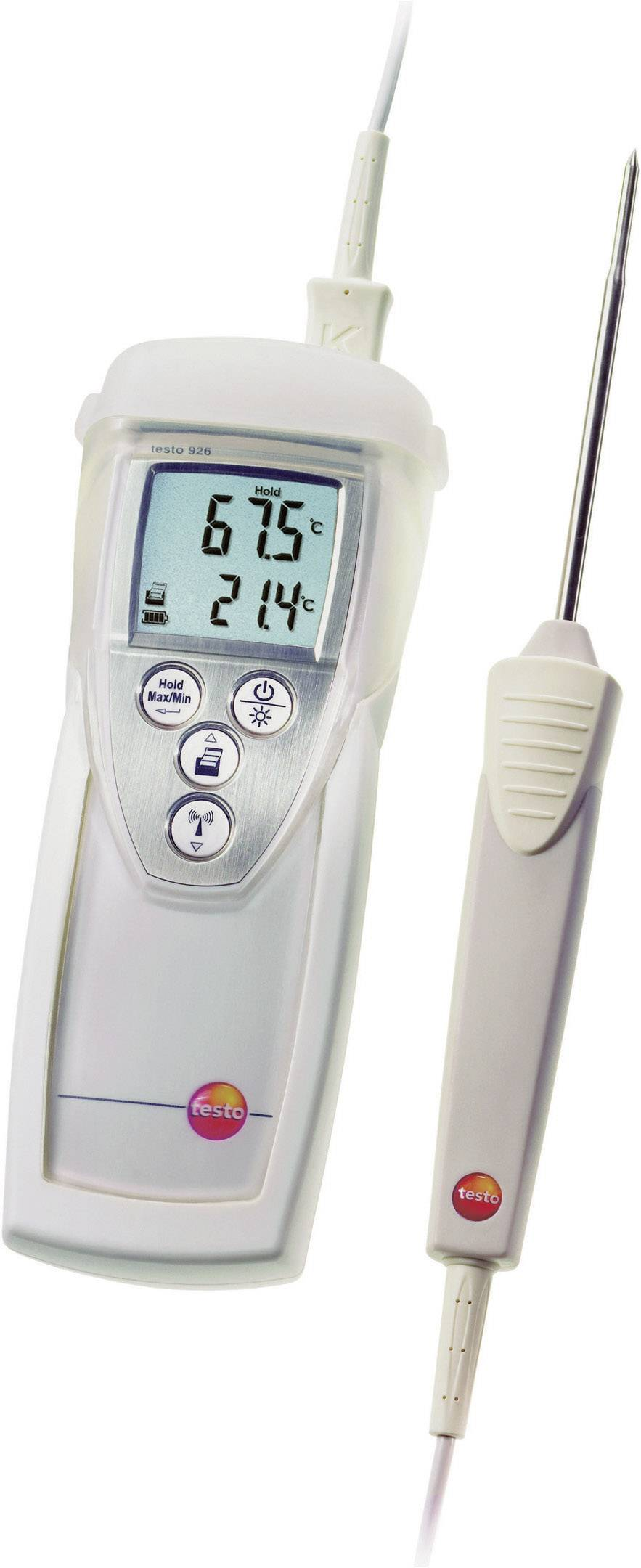 Indstikstermometer testo Set 926 Måleområde temperatur -50 til +350 ... 21b92ffc3deb8