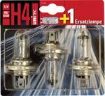 Standard halogenlampe 2 + 1-funktion
