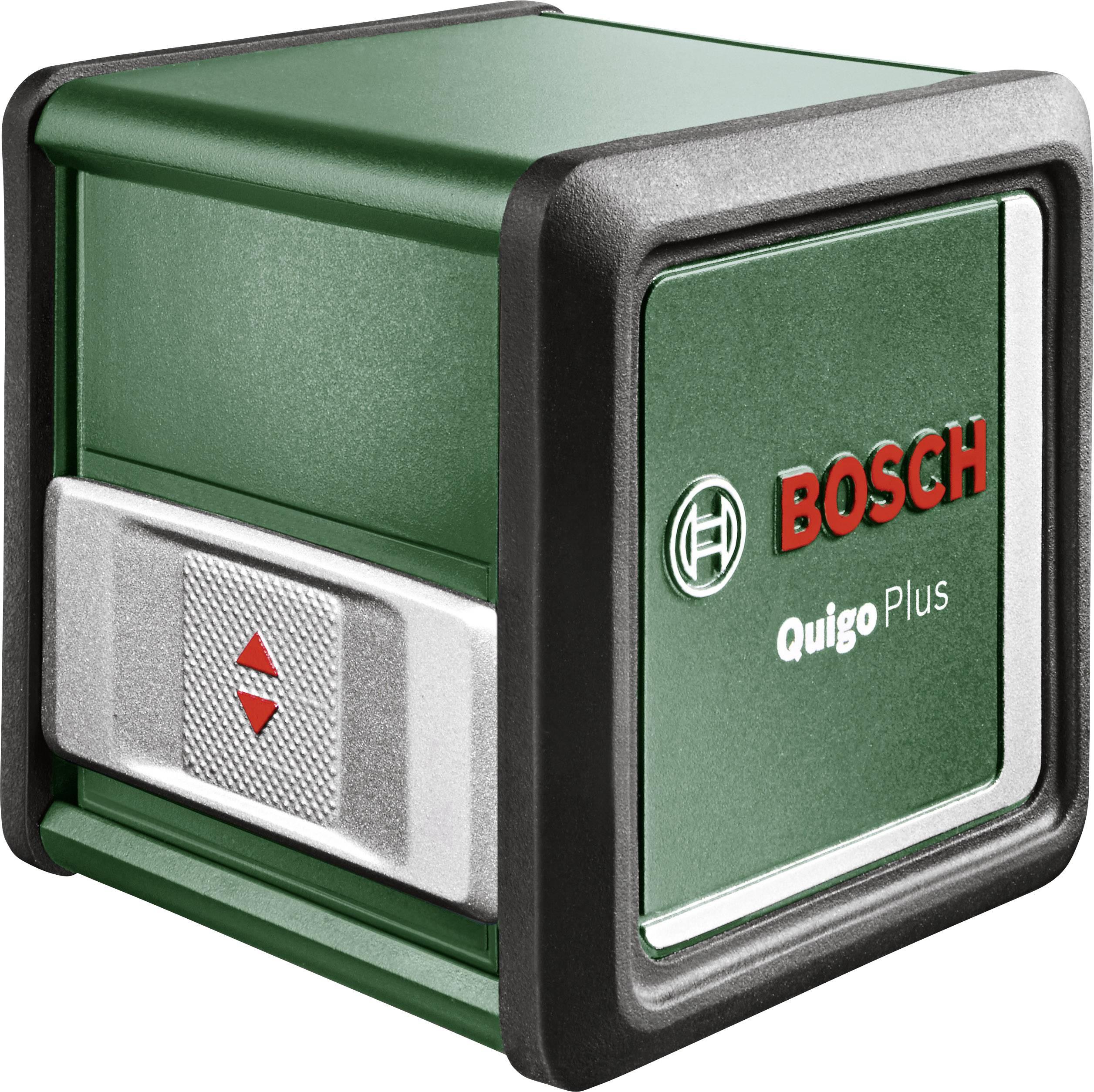 Massivt Optisk nivelleringsapparat Selvnivellerende , inkl. stativ Bosch VS48