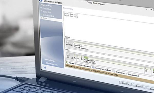 SSD kit SanDisk SSD Notebook Upgrade Kit