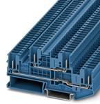 STTB 2.5 / 4P BU - dobbelt-deck terminal