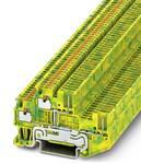 PTTB 1.5 / S 2P-PE / - beskyttelsesleder dobbeltdækker terminal