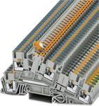 Push-i tre-niveau installation terminaler PTI