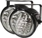 LED-dagskørelys og positionslys