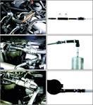 Reparationssæt til brændstofledninger, 117 dele