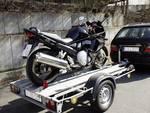 Motorcykel Orsa Set 4stk.