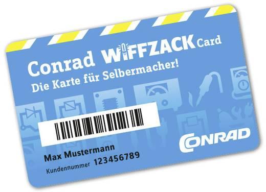 Conrad WIFFZACK Card für Privatkunden