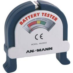 Image of Ansmann Batterietester Check-It Messbereich (Batterietester) 1,2 V, 1,5 V, 3 V, 9 V Akku, Batterie 4000001-510