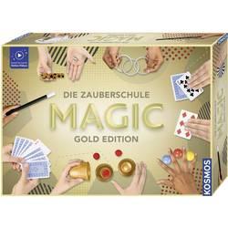 Experimentálna súprava Kosmos Die Zauberschule - Magic Gold Edition 698232, od 8 rokov