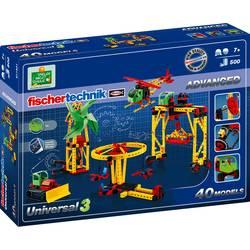 Experimentálna súprava fischertechnik Universal 3 511931, od 7 rokov