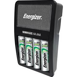 Nabíjačka na okrúhle akumulátory Energizer Maxi Charger, E300321201, micro (AAA), mignon (AA)