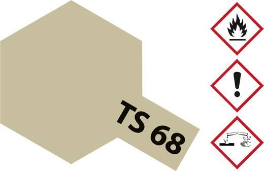 Tamiya Acrylfarbe Wooden Deck TS-68 Spraydose 100 ml