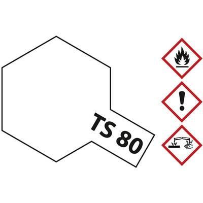 Tamiya Acrylfarbe Matt (klar) TS-80 Spraydose 100 ml Preisvergleich