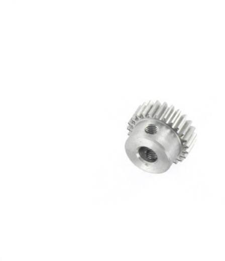 Stahl Stirnzahnrad Reely Modul-Typ: 0.5 Bohrungs-Ø: 4 mm Anzahl Zähne: 25