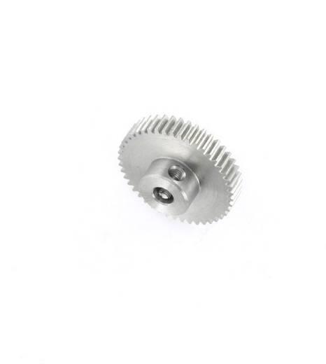 Stahl Stirnzahnrad Reely Modul-Typ: 0.5 Bohrungs-Ø: 4 mm Anzahl Zähne: 45