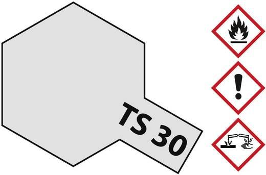 Tamiya Acrylfarbe Metallic-Silber TS-30 Spraydose 100 ml