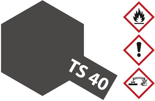 Tamiya Acrylfarbe Schwarz (metallic) TS-40 Spraydose 100 ml