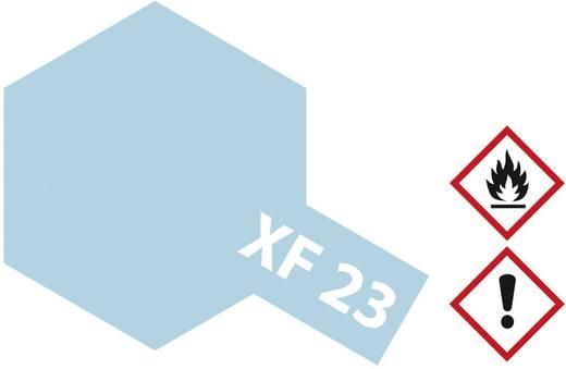 Tamiya Acrylfarbe Hellblau (matt) XF-23 Glasbehälter 23 ml