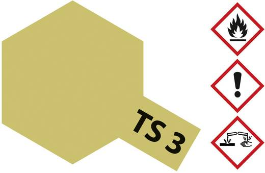 Tamiya Acrylfarbe Beige TS-3 Spraydose 100 ml