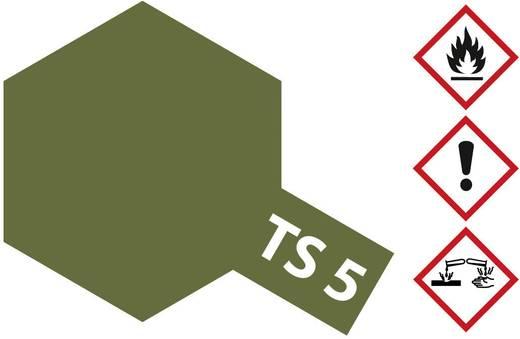 Tamiya Acrylfarbe Oliv-Drab TS-5 Spraydose 100 ml