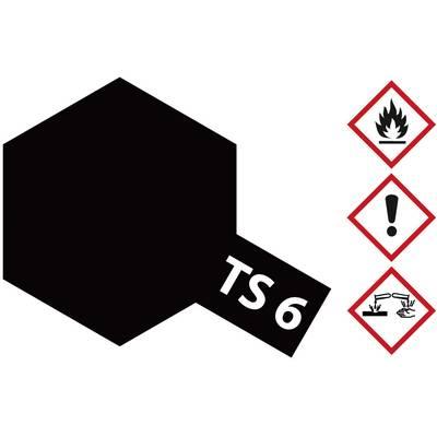 Tamiya Acrylfarbe Matt Schwarz TS-6 Spraydose 100 ml Preisvergleich