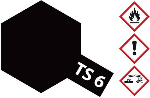 Tamiya Acrylfarbe Matt Schwarz TS-6 Spraydose 100 ml