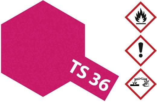 Tamiya Acrylfarbe Neon-Rot TS-36 Spraydose 100 ml