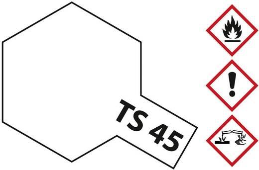 Tamiya Acrylfarbe Perl-Weiß TS-45 Spraydose 100 ml