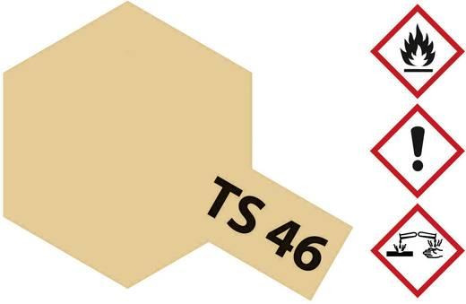 Tamiya Acrylfarbe Sand-Hell Matt TS-46 Spraydose 100 ml