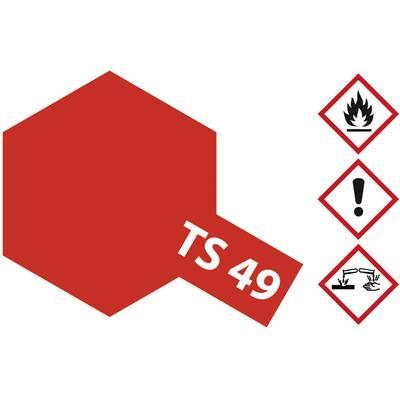 Tamiya Acrylfarbe Ferrari-Rot TS-49 Spraydose 100 ml Preisvergleich