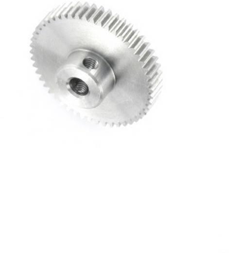 Stahl Stirnzahnrad Reely Modul-Typ: 0.5 Bohrungs-Ø: 4 mm Anzahl Zähne: 50