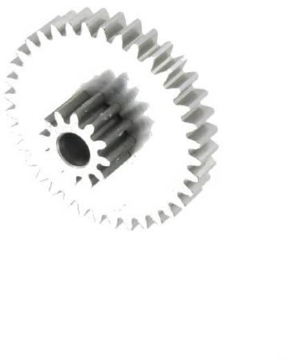Stahl-Zahnradkombination Reely Modul-Typ: 1.0 Anzahl Zähne: 12, 36