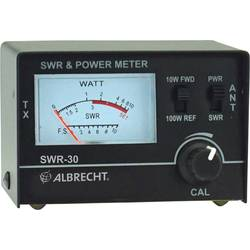 Měřič stojatých vln Albrecht SWR30 4412
