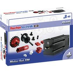 Experimentálna súprava fischertechnik PLUS Motor Set XM 505282, od 7 rokov