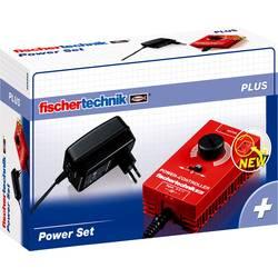 Sieťový zdroj fischertechnik PLUS Power Set 505283, od 7 rokov