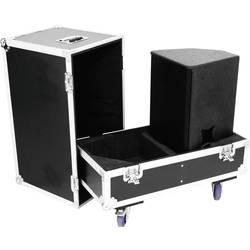 Transportný box/kufor Roadinger 2 x PAS-212 31000450, (š x v x h) 895 x 720 x 460 mm, čierna