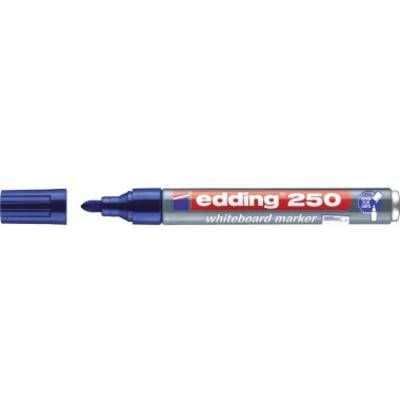 Edding Whiteboardmarker edding 250 whiteboard marker Blau 4-250003 Preisvergleich