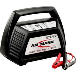 Dielenská nabíjačka Ansmann ALCT 6-24/10 1001-0014-510, 6 V, 12 V, 24 V, 1 A, 10 A, 5 A