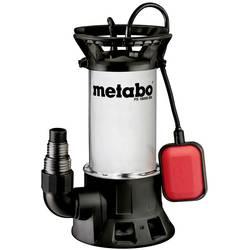 Ponorné čerpadlo na úžitkovú vodu Metabo 0251800000 18000 l / h 11 m