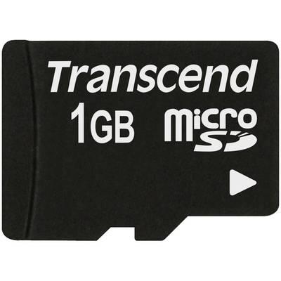 Transcend Microsd Karte 1 Gb Class 2 Inkl Sd Adapter