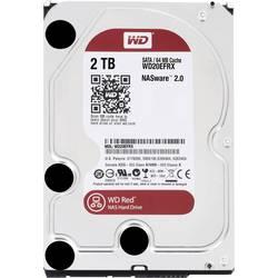 "Interní pevný disk 8,9 cm (3,5"") Western Digital Red™ WD20EFRX, 2 TB, Bulk, SATA III"