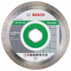 Standard for Ceramic diamond cutting disc 125 x 22,23 x 1,6 x 7 mm Bosch Accessories 2608602202, Priemer 125 mm, 1 ks