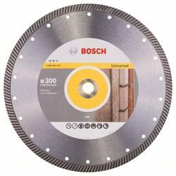 Diamond cutting disc Expert for Universal Turbo 300 x 20,00+25,40 x 2,2 x 12 mm Bosch Accessories 2608602579, 1 ks
