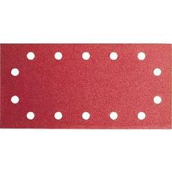 Brúsny papier Bosch Accessories Expert for Wood 2608605317 na suchý zips, s otvormi, Zrnitosť 80, (d x š) 230 mm x 115 mm, 10 ks