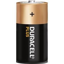 Duracell Plus LR20 batéria typu D alkalicko-mangánová 1.5 V 2 ks
