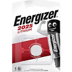 Knoflíková baterie Energizer CR2025, lithium