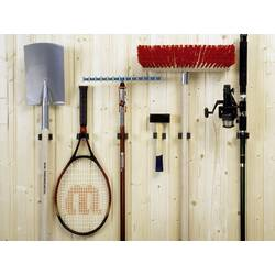 Sada držáků na nářadí a nástroje Prax, Ø 25 mm, 0,5 mm, 6 ks