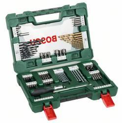 Univerzálna sada vrtákov a bitov Bosch V-Line, 2607017195, 91-dielna
