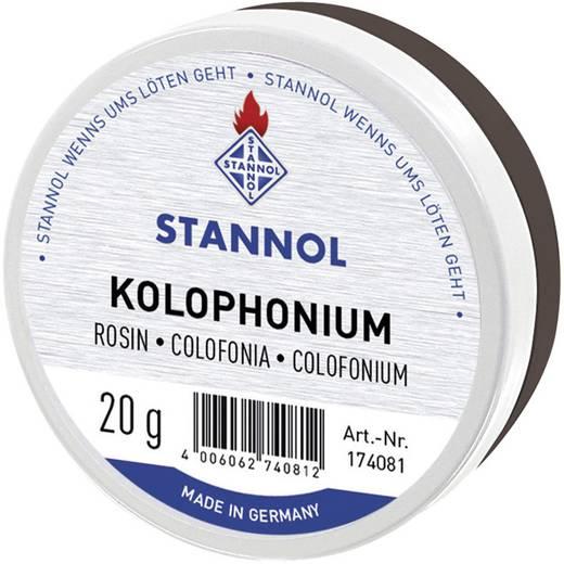 Stannol 174081 Kolophonium Inhalt 20 g